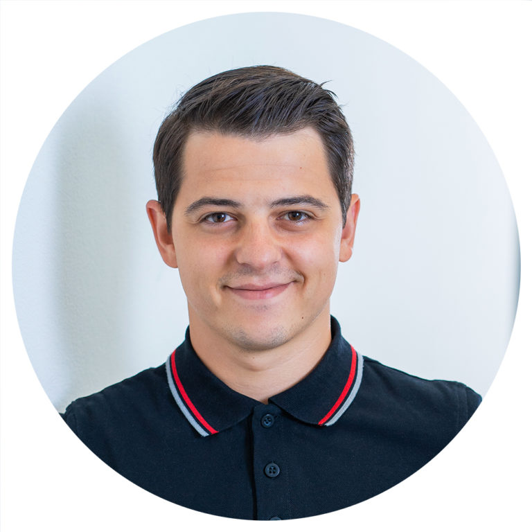 Marco Scurtu – Annahme & Kundenbetreuung