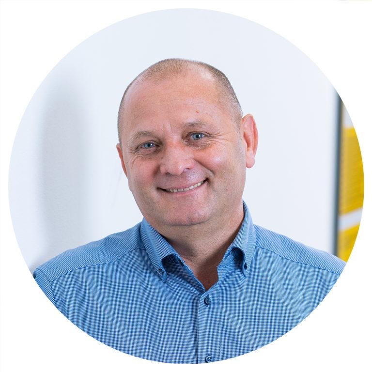 Viorel Tatar – Geschäftsführer, Verkauf